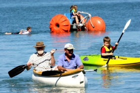 Coochie Boat Hire - St Kilda Accommodation