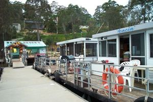 Clyde River Houseboats - St Kilda Accommodation