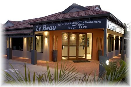 Le Beau Day Spa - St Kilda Accommodation
