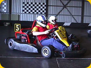 Indoor Kart Hire - St Kilda Accommodation