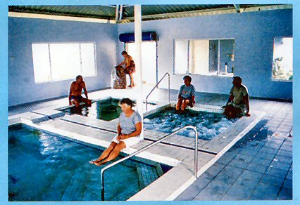 Innot Hot Springs Leisure  Health Park - St Kilda Accommodation
