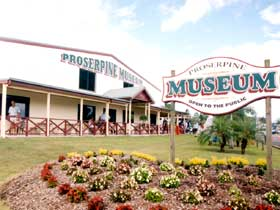Proserpine Historical Museum - St Kilda Accommodation