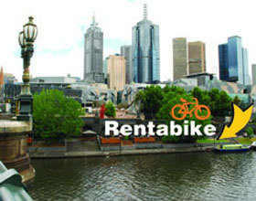 Rentabike  Real Melbourne Bike Tours - St Kilda Accommodation