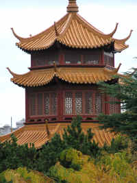 Chinese Garden of Friendship - St Kilda Accommodation