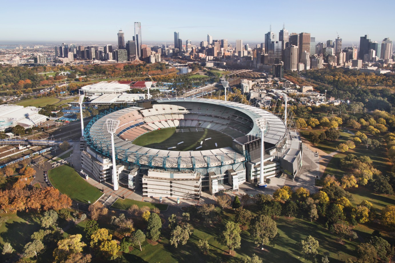 Melbourne Cricket Ground - St Kilda Accommodation
