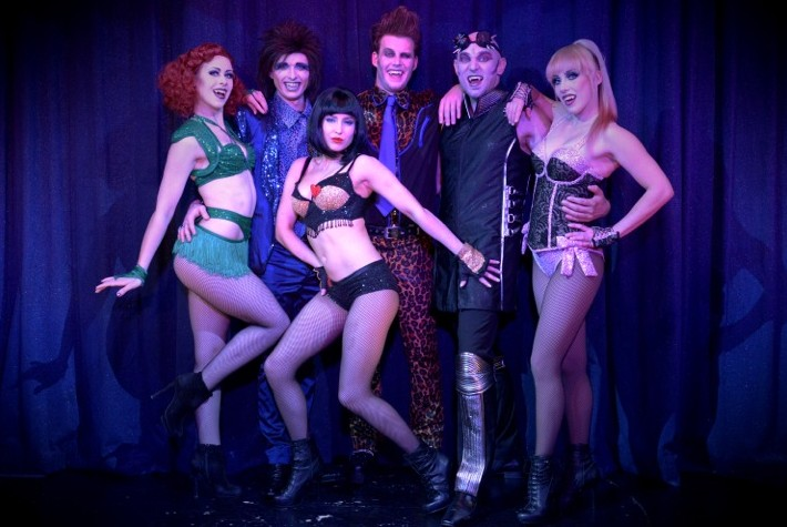 Draculas Cabaret Restaurant - St Kilda Accommodation