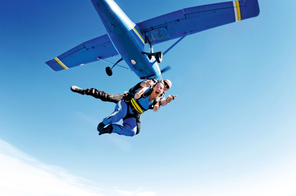 Skydive the Beach and Beyond Yarra Valley - St Kilda Accommodation