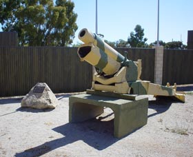 Military Museum Merredin - St Kilda Accommodation