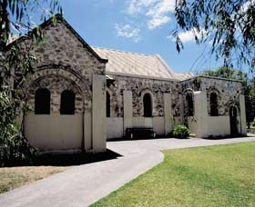Heritage Park and Trail - St Kilda Accommodation