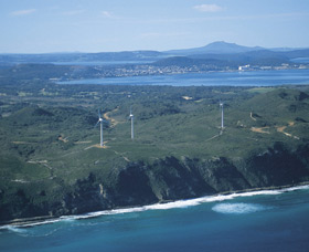 Albany Wind Farm - St Kilda Accommodation