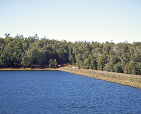 Waroona Dam - St Kilda Accommodation