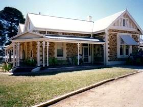 The Pines Loxton Historic House and Garden - St Kilda Accommodation