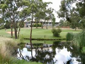 Flagstaff Hill Golf Club and Koppamurra Ridgway Restaurant - St Kilda Accommodation