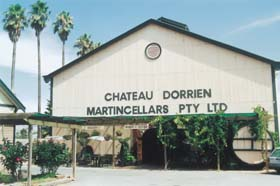 Chateau Dorrien Winery - St Kilda Accommodation