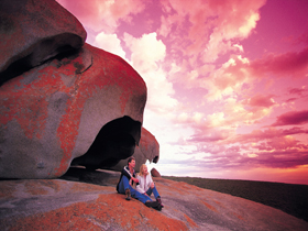 Remarkable Rocks Flinders Chase National Park - St Kilda Accommodation