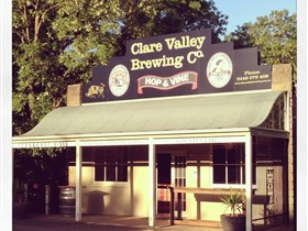 Clare Valley Brewing Company - St Kilda Accommodation