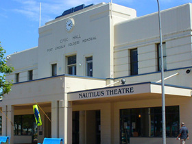 Civic Hall Complex And Arteyrea Workshops - St Kilda Accommodation
