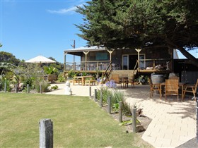 Rustic Blue - St Kilda Accommodation