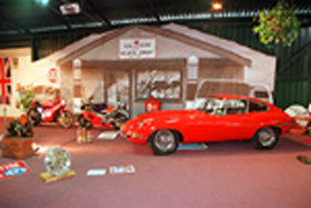 National Automobile Museum of Tasmania - St Kilda Accommodation