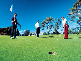 Malahide Golf Club - St Kilda Accommodation