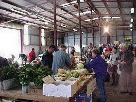 Burnie Farmers' Market - St Kilda Accommodation