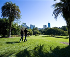 City Botanic Gardens - St Kilda Accommodation