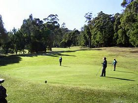 Sheffield Golf Course - St Kilda Accommodation