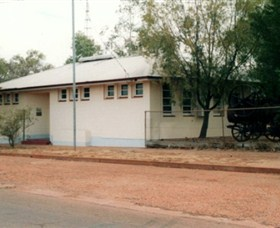 Tennant Creek Museum at Tuxworth Fullwood House - St Kilda Accommodation