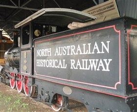Pine Creek Railway Precinct - St Kilda Accommodation