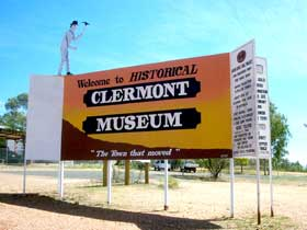 Clermont Historical Centre and Museum - St Kilda Accommodation