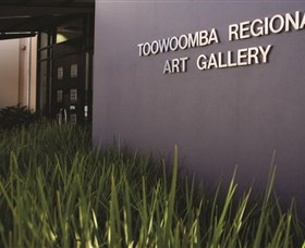 Toowoomba Regional Art Gallery - St Kilda Accommodation