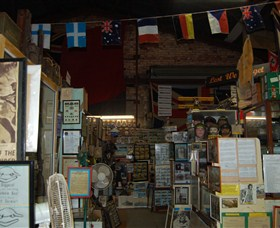 Military and Memorabilia Museum - St Kilda Accommodation