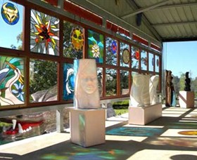 Alpha31 Art Gallery and Sculpture Garden - St Kilda Accommodation
