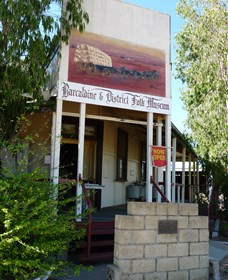 Barcaldine and District Museum - St Kilda Accommodation