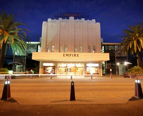 Empire Theatre - St Kilda Accommodation