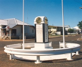 Cloncurry War Memorial - St Kilda Accommodation