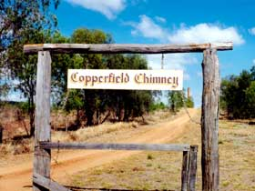 Copperfield Store and Chimney - St Kilda Accommodation