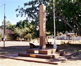 Mount Isa Memorial Cenotaph - St Kilda Accommodation