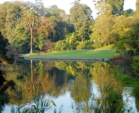 Royal Botanic Gardens Melbourne - St Kilda Accommodation