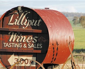 Lilliput Wines - St Kilda Accommodation