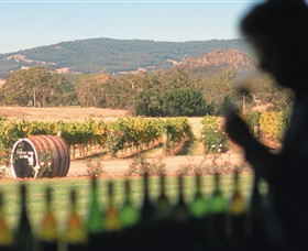 Hanging Rock Winery - St Kilda Accommodation