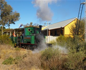 Red Cliffs Historical Steam Railway - St Kilda Accommodation