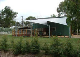 Redbox Vineyard  Winery - St Kilda Accommodation