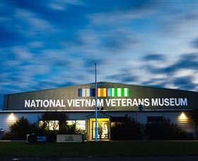 National Vietnam Veterans Museum - St Kilda Accommodation