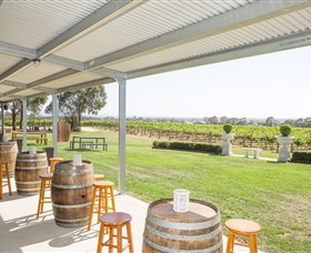 Avon Ridge Vineyard  Function Room - St Kilda Accommodation