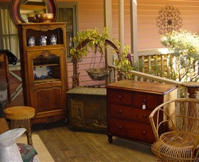 Watson's Creek Antiques  Cafe - St Kilda Accommodation