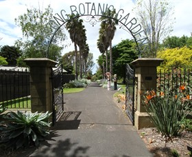 Friends of Geelong Botanic Gardens - St Kilda Accommodation