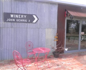 John Gehrig Wines - St Kilda Accommodation
