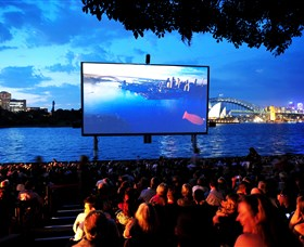 St George Open Air Cinema - St Kilda Accommodation