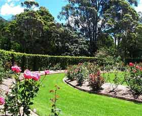 Wollongong Botanic Garden - St Kilda Accommodation